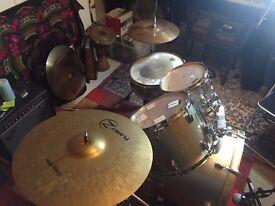 Mapex V Series Fusion drum kit