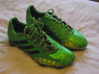 Adidas Predator Absolado football boots size 8.5 uk