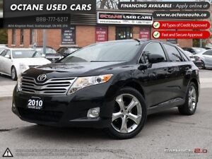 2010 Toyota Venza V6 ACCIDENT FREE CAR! ONE OWNER!