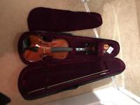 Starter violin