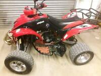 shineray 250 road quad