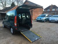 Renault Kangoo 1.2 16v 75 Authentique 5dr, Disabled Wheelchair Adapted, Nationwide Delivery