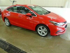 2017 Chevrolet Cruze Premier, Heated Steering Wheel, USB, Blueto
