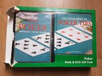 Poker Book & DVD Set