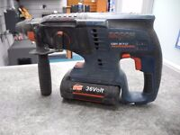 Bosch Gbh 36v-li Hammer Drill Spares and Repairs