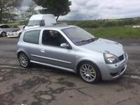 Clio 172 good spec
