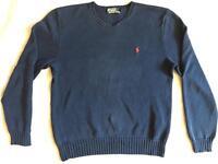 REDUCED!! Men's Ralph Lauren Knitted Jumper - size medium, open to best offers