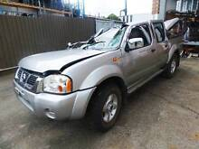 Nissan Navara -Now wrecking Complete Vehicle Not for Sale 2543C Brisbane City Brisbane North West Preview