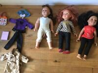 Design a friend dolls