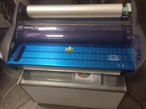 "GBC Pinnacle 27 EZ Load 27"" Roll Laminator"