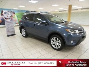2013 Toyota RAV4 Limited AWD Technology Package