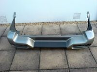 Nissan Terrano II rear bumper and a rare opportunity for a spare authentic part in lovely condition