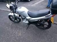SYM k125 xs