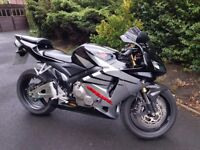 Honda CBR600RR RR5 2006 21k black/ silver