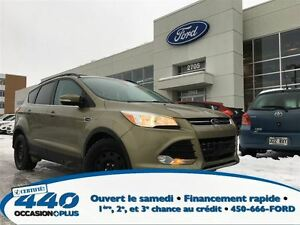 2013 Ford Escape SEL *Cuir, Navigation, Camera recul*