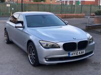 BMW 730ld 2010 SE 3.0 Diesel Remapped🚀🚀 Straight Pipe