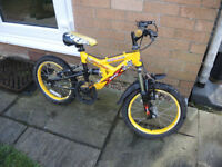 Childs Raleigh Bicycle.