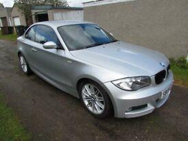 image for LAST CHANCE - BMW, 1 SERIES, 120D M Sport Coupe, 2009, Manual, 1995 (cc), 47k mileage