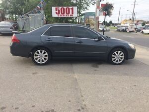 2007 Honda Accord EXL,AUTO,SAFETY+3YEARS WARRANTY INCLUDED