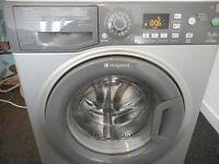 HOTPOINT LARGE CAPACITY 7KG/1400 DIGITAL WASHER