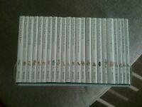 Beatrix Potter book set (23).