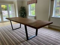John Lewis Calia 8-12 seater Dining Table