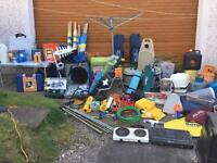 Camping and caravan accessories happy to sell separately