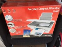 Printer, scanner copier all in one