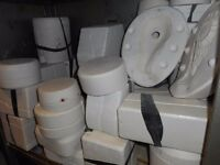 Moulds/plaster/USED. For slipcasting ceramic/pottery. JOB LOT(36 moulds). See Ad' - separate prices