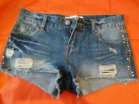 Summer Women's shorts jeans size 6
