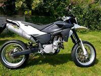 Husqvarna supermotard 630