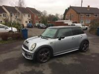 Mini Cooper s spares or repair