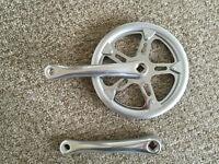 Bicycle - Chainset - Dahon Curve D3 Chainset 46T