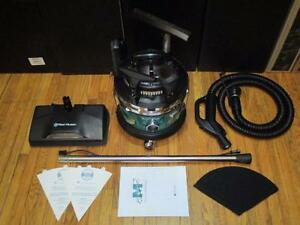 FILTER QUEEN MAJESTIC LE 2002 VACUUM CLEANER MINT HEAVY DUTY + 5 YEAR WARRANTY by GreenVacs BRANTFORD ONTARIO CANADA