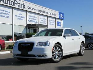 2016 Chrysler 300 Limited AWD| Nav| Sunroof| Heated leather