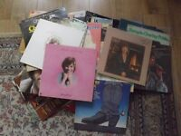 Job Lot of 43 country & western Lp's + box set collect from Eston
