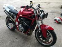 Bandit 1200 Street fighter one off custom build Px possible