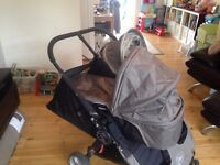 Baby Jogger City Mini with Compact CarryCot
