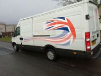 LOW COST COMPETITIVE MAN AND VAN, HOUSE REMOVAL IN HALIFAX, BRADFORD ELLAND, SCHOLES, SOWERBY BRIDGE