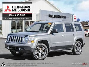 2015 Jeep Patriot HIGH ALTITUDE! 4X4! HEATED LEATHER! SUNROOF!