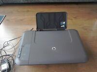 Hp printer, scanner, copier deskjet 1050