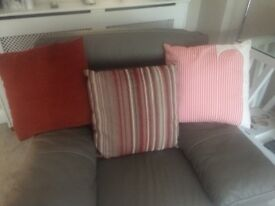 John Lewis And Marks And Spencer Cushion In Excellent Condition