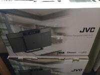 Wireless flat panel DAB Hi-Fi