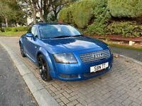 Audi TT MK1 225BHP BAM Quattro