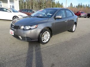 2012 Kia Forte 2.0L EX LOCAL TRADE!