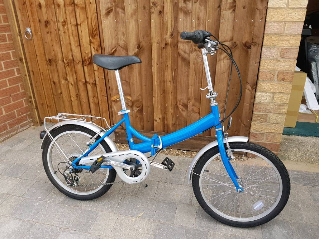 raleigh ikea folding bike bicycle in peterborough
