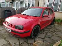 Vw golf 4 spare and repair
