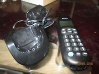 VISTA 1305 CALL BLOCKER TWIN TELEPHONES
