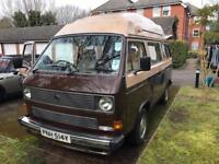 Volkswagen t25 bus***genuine Reimo conversion*** £8495