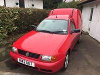 VW Caddy Van 1997 58k miles
